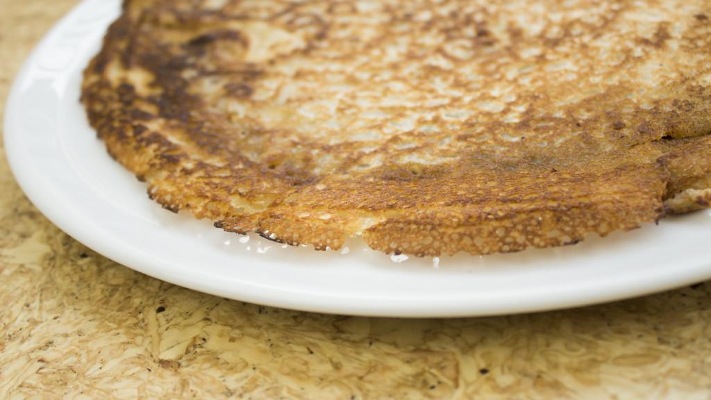 Onze heerlijke zuurdezem pannenkoeken - The best Pancakes in Amsterdam!