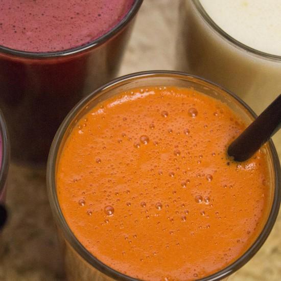 Heerlijke shakes bij onze juice bar in Amsterdam