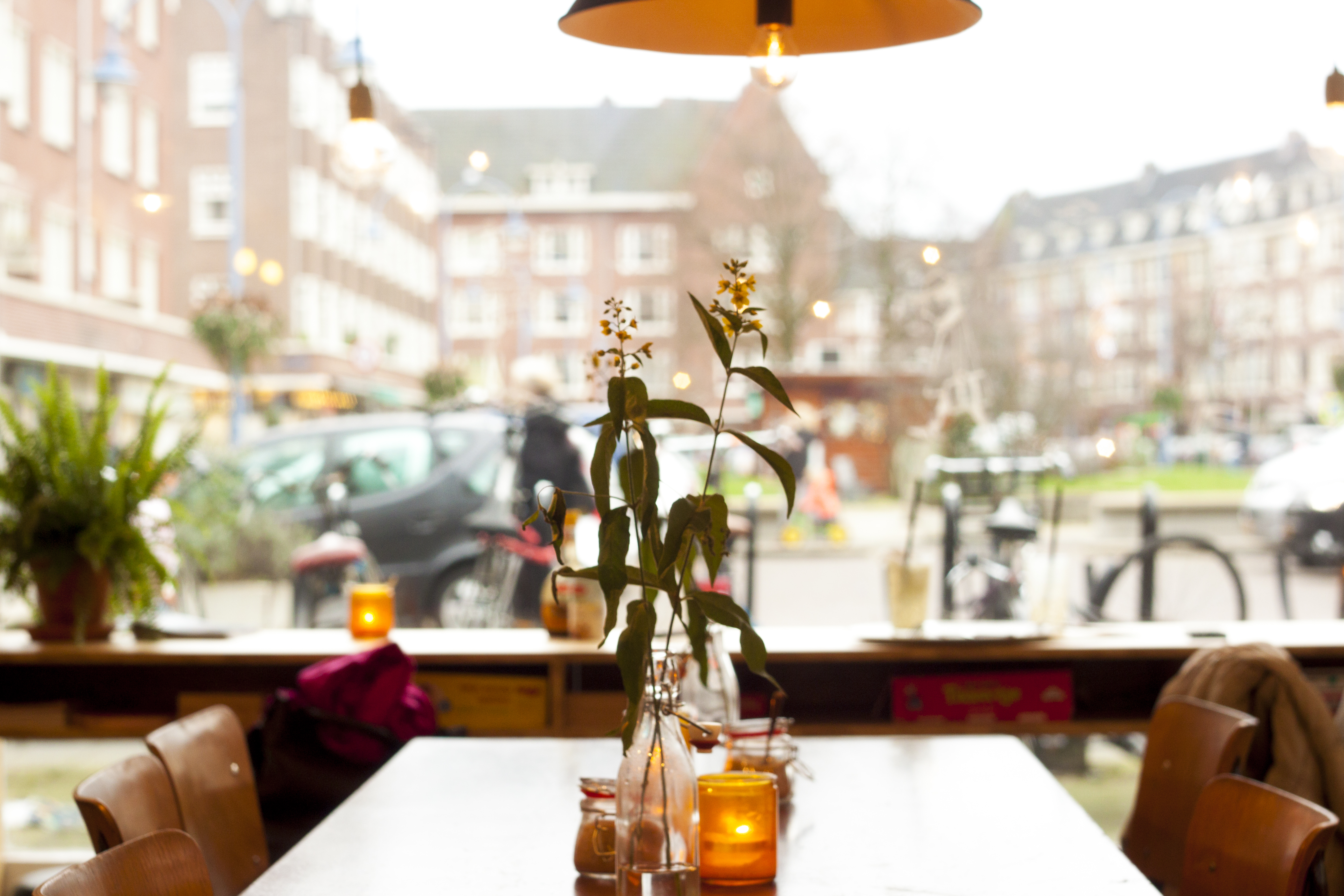 De lekkerste pannenkoeken in Amsterdam!